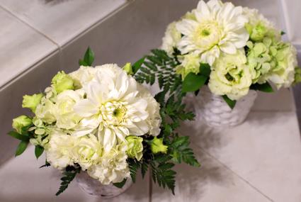 生花の偲ぶアレンジメント_d0167088_17382996.jpg