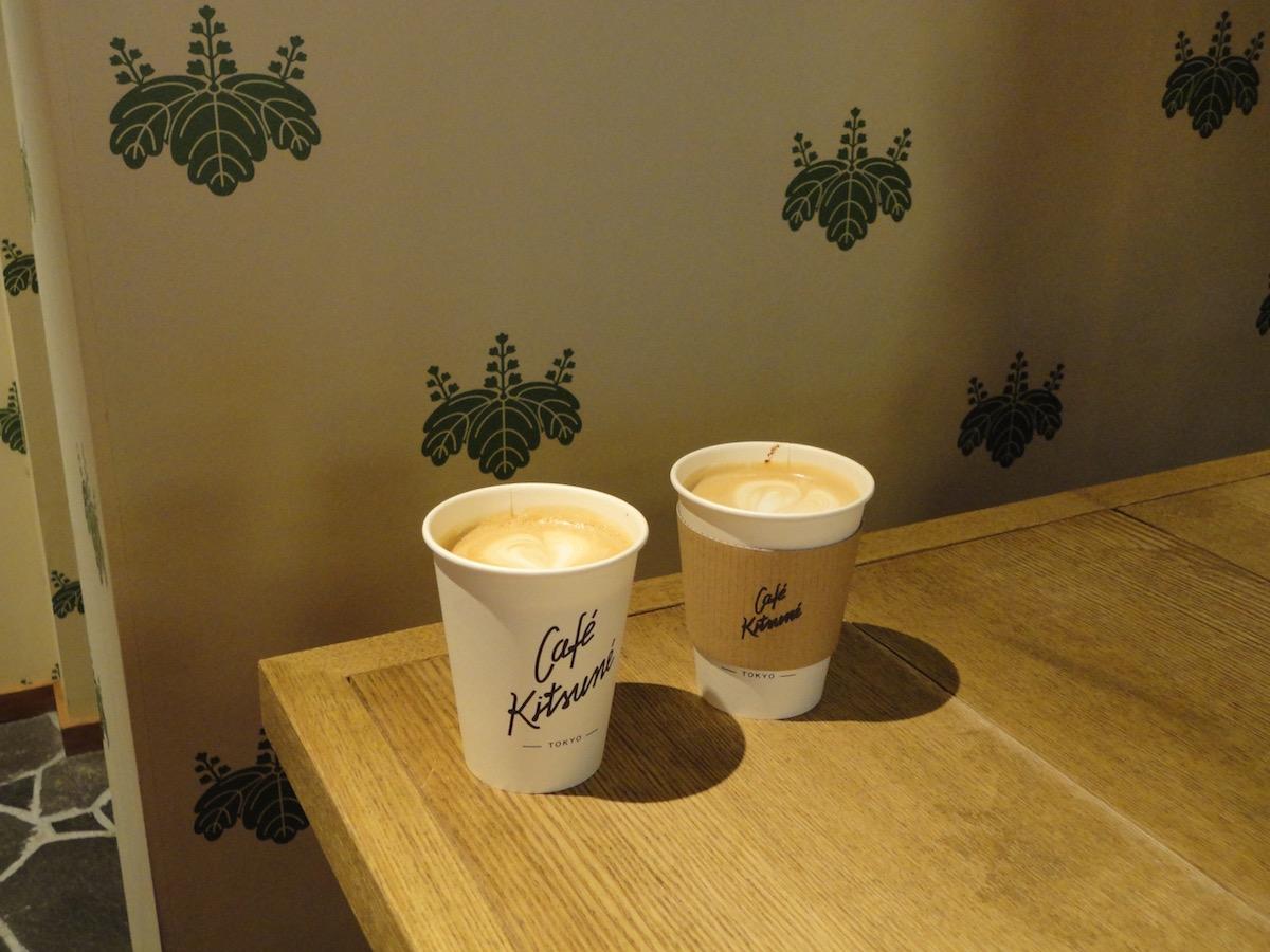 やっとこさ行ってきました!CAFE KITSUNEさん。_e0230011_17363262.jpg