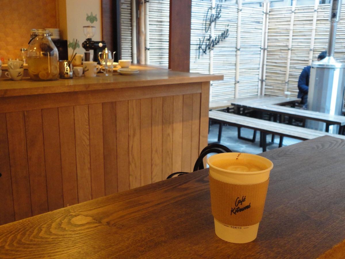 やっとこさ行ってきました!CAFE KITSUNEさん。_e0230011_17372454.jpg