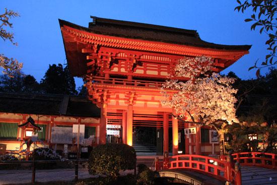 上賀茂神社ライトアップ_e0048413_21232786.jpg
