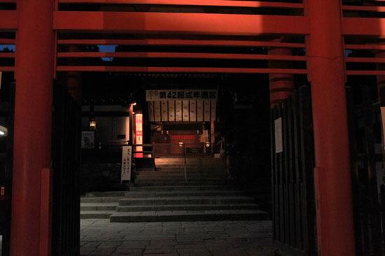 上賀茂神社ライトアップ_e0048413_21234217.jpg