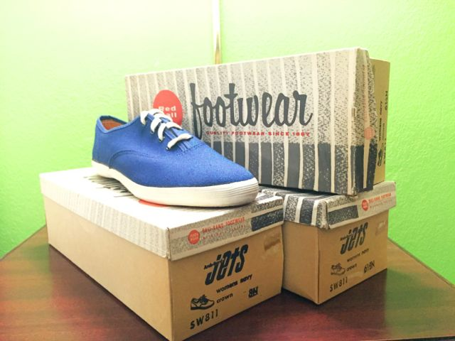 アメリカ仕入れ情報#22 デッドストック Shoes 出ました!!_c0144020_9344965.jpg