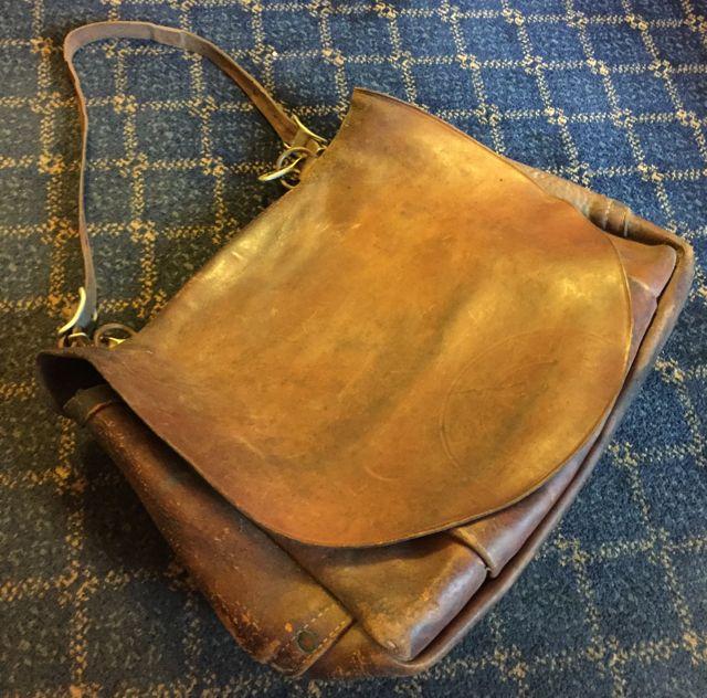 Vintage Mail Man Bagでました!_c0144020_939368.jpg