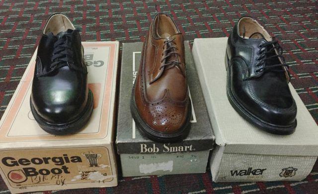 アメリカ仕入れ情報#22 デッドストック Shoes 出ました!!_c0144020_992997.jpg