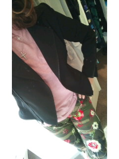 ティーラさんのライダースジャケット☆_f0126121_11541097.jpg