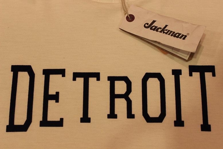 "Jackman \""史上最低で史上最高の試合\"" Baseball T-Shirt ご紹介_f0191324_9384177.jpg"
