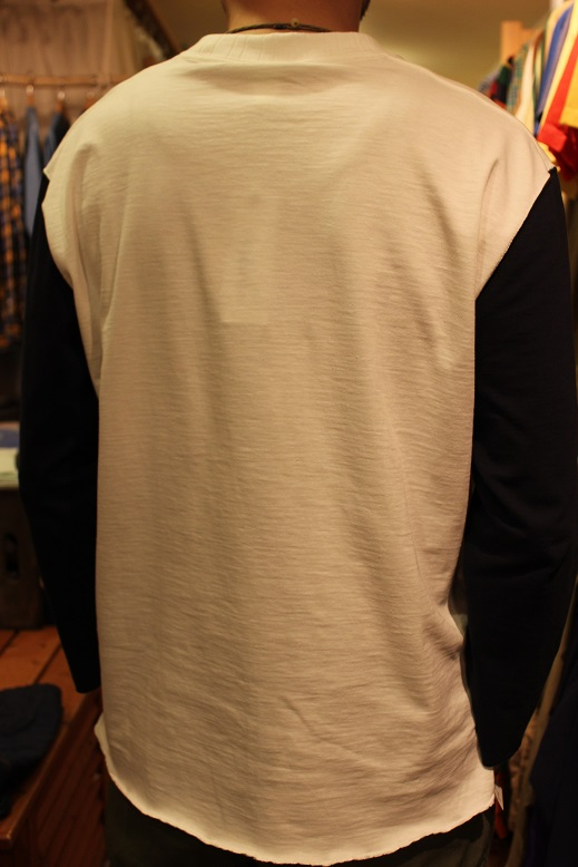 "Jackman \""史上最低で史上最高の試合\"" Baseball T-Shirt ご紹介_f0191324_9385985.jpg"