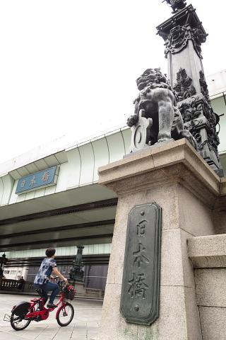 「ぶらパルマ」 in 日本橋、人形町。_d0046025_1125493.jpg