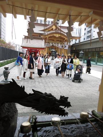 「ぶらパルマ」 in 日本橋、人形町。_d0046025_11341755.jpg