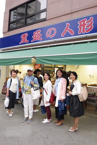 「ぶらパルマ」 in 日本橋、人形町。_d0046025_1136119.jpg