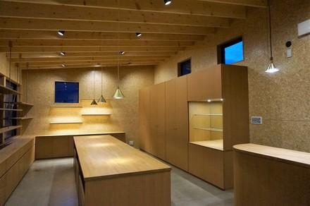 祝『半勝陶器店』(はんかつとうきてん)が竣工しました。_e0197748_1545353.jpg