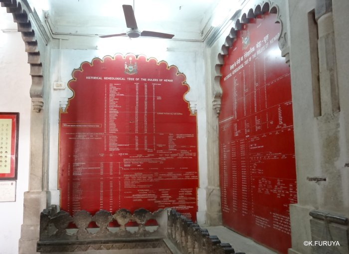 """インド・ラジャスタンの旅 13 ウダイプール """"シティパレス"""" その1_a0092659_20321392.jpg"""