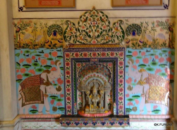 """インド・ラジャスタンの旅 13 ウダイプール """"シティパレス"""" その1_a0092659_20472688.jpg"""