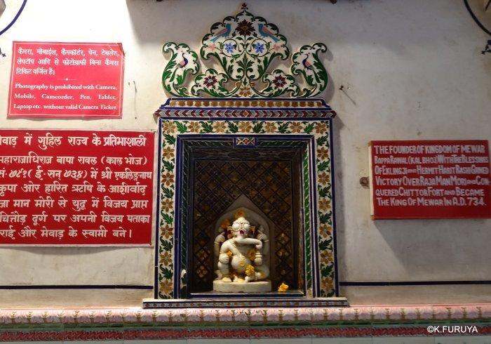 """インド・ラジャスタンの旅 13 ウダイプール """"シティパレス"""" その1_a0092659_20485097.jpg"""