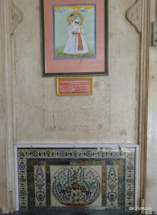 """インド・ラジャスタンの旅 13 ウダイプール """"シティパレス"""" その1_a0092659_21160398.jpg"""