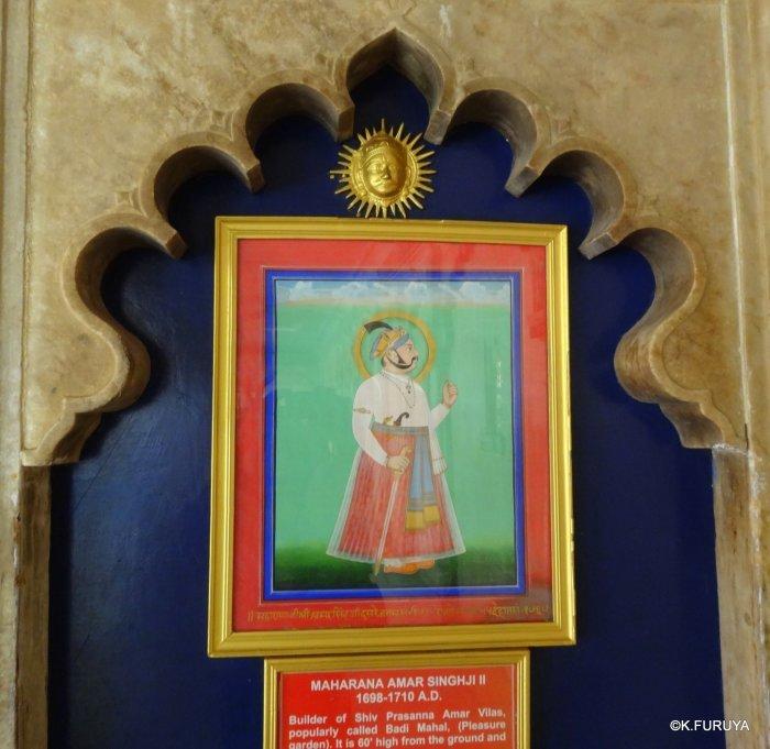 """インド・ラジャスタンの旅 13 ウダイプール """"シティパレス"""" その1_a0092659_21161126.jpg"""