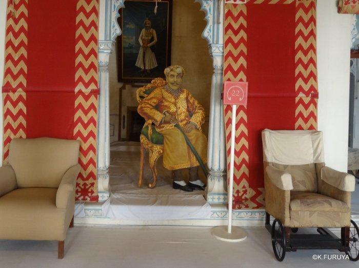 """インド・ラジャスタンの旅 13 ウダイプール """"シティパレス"""" その1_a0092659_21171201.jpg"""
