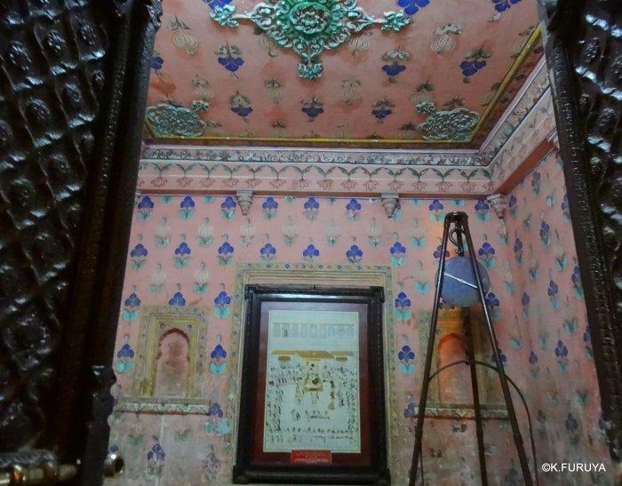 """インド・ラジャスタンの旅 13 ウダイプール """"シティパレス"""" その1_a0092659_22091632.jpg"""