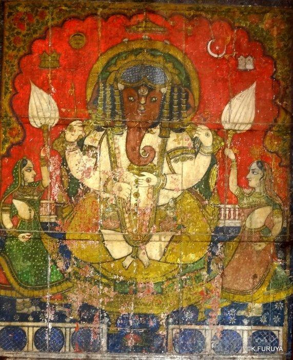 """インド・ラジャスタンの旅 13 ウダイプール """"シティパレス"""" その1_a0092659_22092897.jpg"""