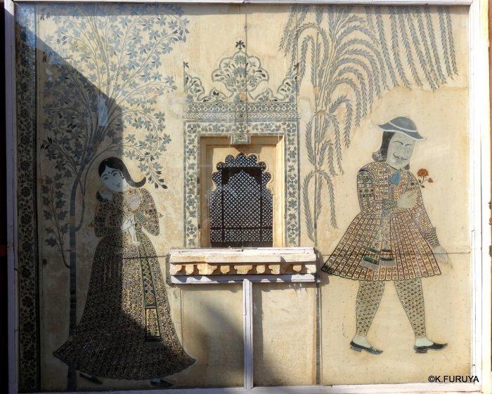 """インド・ラジャスタンの旅 13 ウダイプール """"シティパレス"""" その1_a0092659_22163641.jpg"""