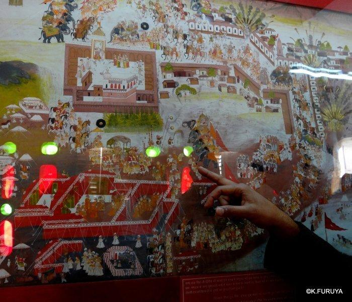 """インド・ラジャスタンの旅 13 ウダイプール """"シティパレス"""" その1_a0092659_22415663.jpg"""