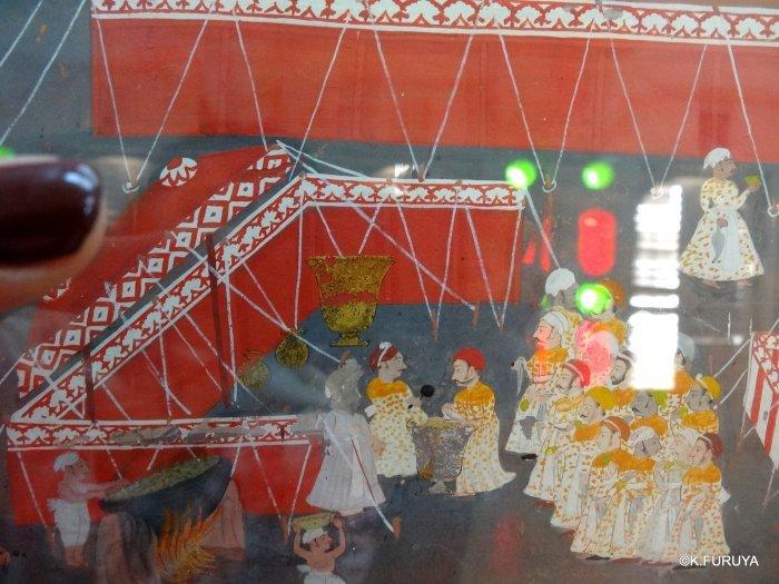"""インド・ラジャスタンの旅 13 ウダイプール """"シティパレス"""" その1_a0092659_22432707.jpg"""