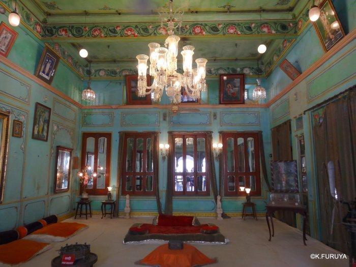 """インド・ラジャスタンの旅 13 ウダイプール """"シティパレス"""" その1_a0092659_22562083.jpg"""