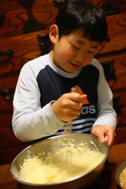息子10歳のバースディケーキ by Meg_c0008664_10104669.jpg