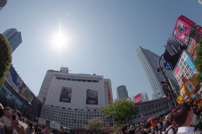 4月12日(火)今日の渋谷109前交差点_b0056983_13230678.jpg