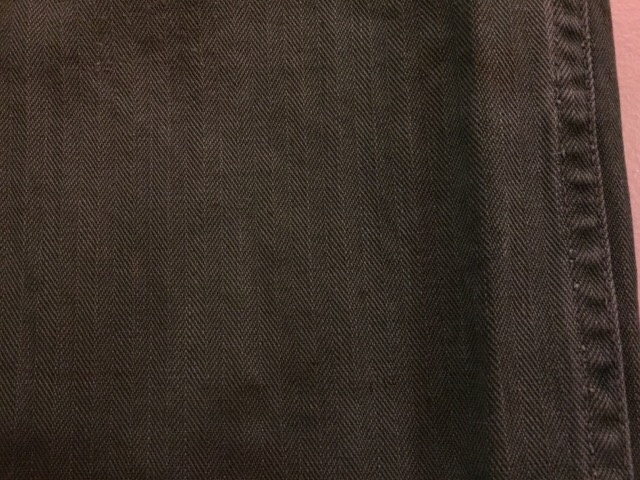 4月13日(水)大阪店ヴィンテージ入荷!#7 U.S.ARMY編!M-43,M-47HBT&ダブルステッチチノ!!_c0078587_3463970.jpg