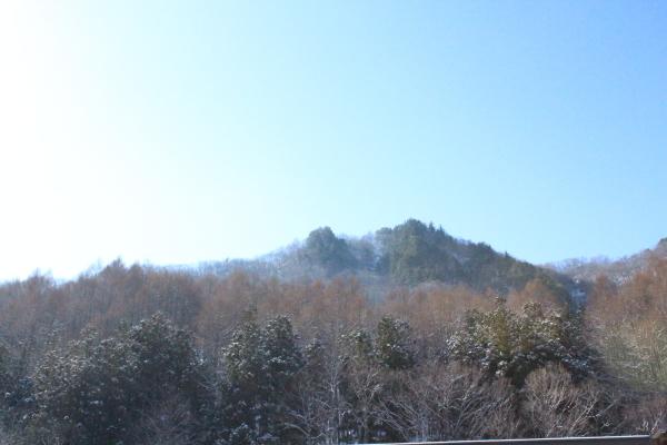 雪が降りました_f0227395_14383096.jpg