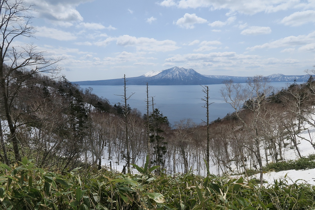 イチャンコッペ山と幌平山、4月12日_f0138096_17252041.jpg