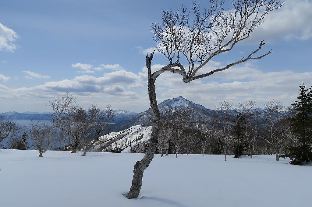 イチャンコッペ山と幌平山、4月12日_f0138096_17262922.jpg