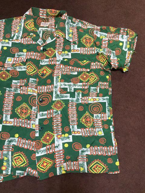 50s Rayon ハワイアン シャツ!!_c0144020_8531561.jpg