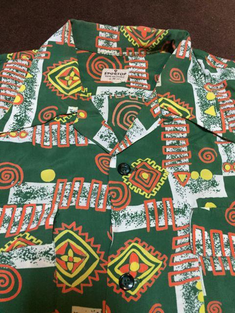 50s Rayon ハワイアン シャツ!!_c0144020_8531572.jpg