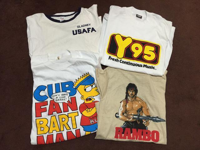 アメリカ仕入れ情報#26 Tシャツ色々・・・!_c0144020_9131457.jpg