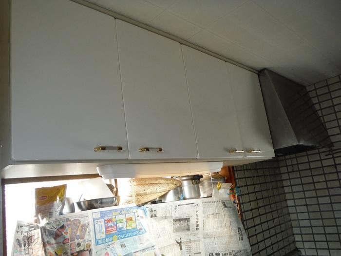キッチンと廊下 ~ キッチン取替終了です。_d0165368_5551659.jpg