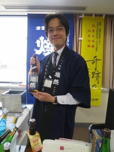 太田商店試飲会と花陽浴祭り_a0310573_09022162.jpg