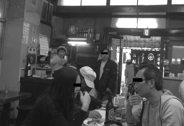 大衆酒場の王様・・・大宮「いづみや本店」_a0163788_1815713.jpg