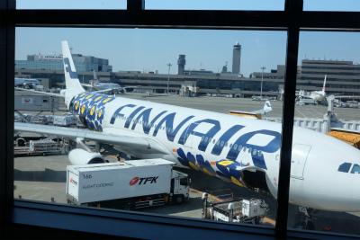 フィンランド・エストニアの旅【1】Marimekko for Finnair編_b0102217_14455434.jpg