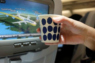 フィンランド・エストニアの旅【1】Marimekko for Finnair編_b0102217_14462329.jpg