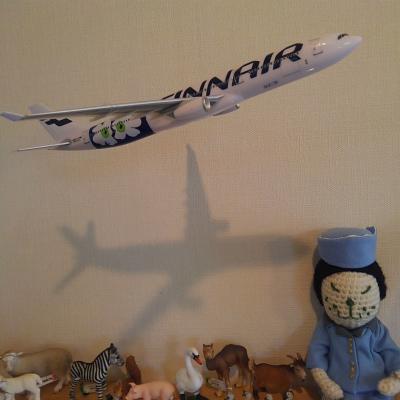 フィンランド・エストニアの旅【1】Marimekko for Finnair編_b0102217_14463629.jpg
