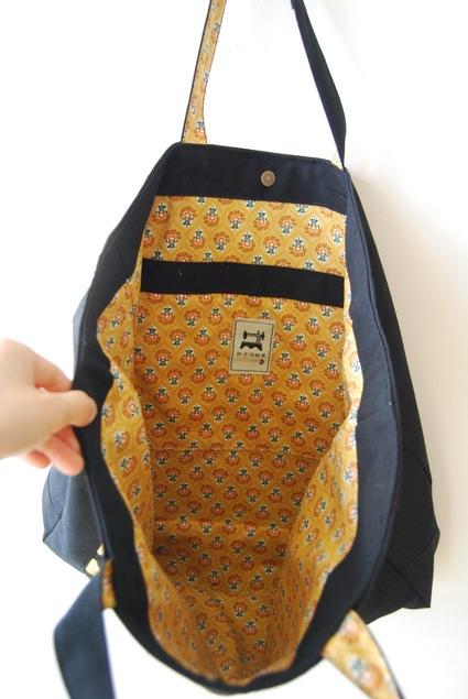 刺繍bagを作りました!_d0127925_1464778.jpg