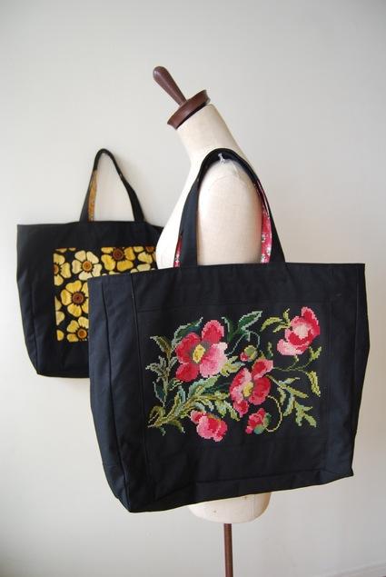刺繍bagを作りました!_d0127925_147276.jpg