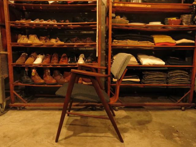 "\""Cees Braakmann FA14 Easy Chair UMS Pastoe\""ってこんなこと。_c0140560_10371950.jpg"