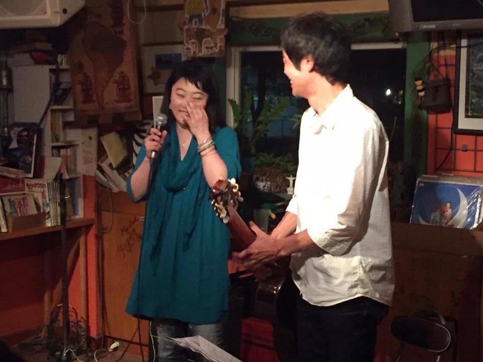 渡海真知子ライブ 終了!_c0061689_14214040.jpg