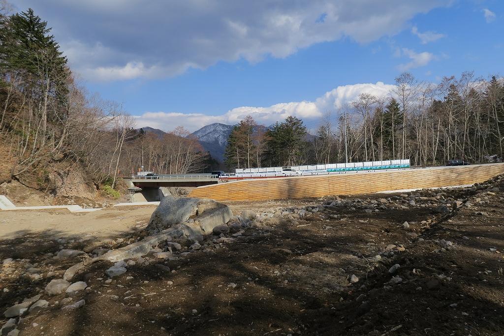 恵庭岳夏道の登山口_f0138096_11534824.jpg