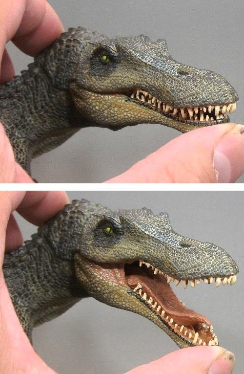 PAPO(パポ社)/スピノサウルス レビュー_f0205396_20534785.jpg