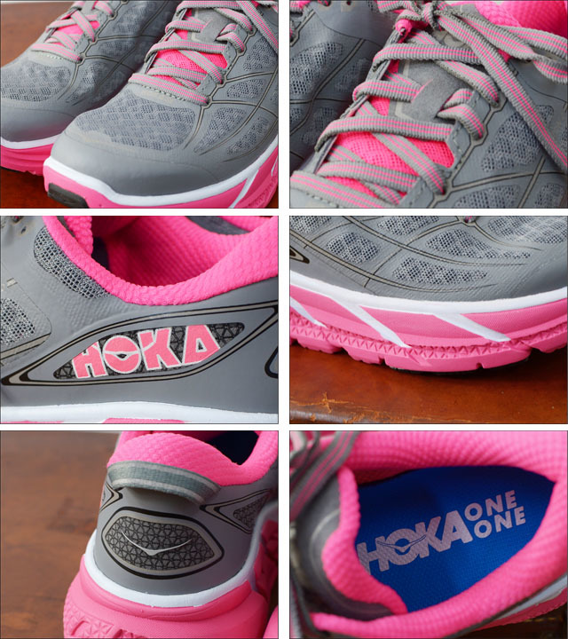 HOKA ONE ONE [ホカオネオネ] CLIFTON 2 ws [1008329]  LADY\'S_f0051306_18431019.jpg
