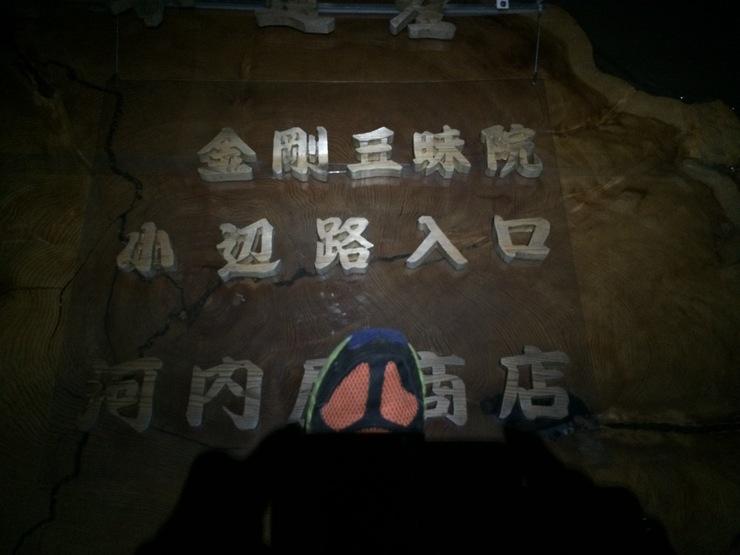 2016.04.11~12(火) ナイトハイキング小辺路_a0062810_1759433.jpg